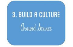 The Nine Principles: Principle 3, Build a Culture Around Service
