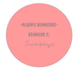 Behavior 2