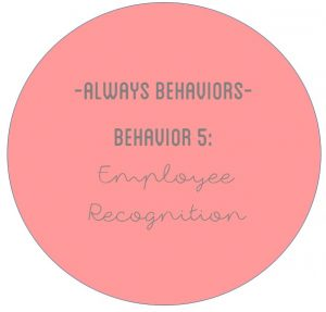 Behavior 5