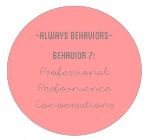 Behavior 7