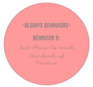 Behavior 9