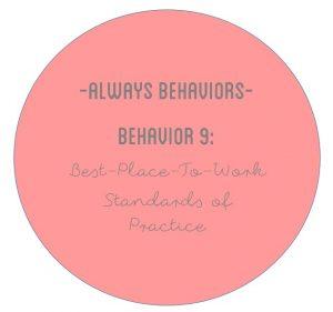 Behavior 9