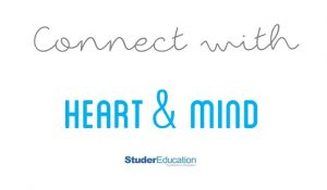 connect with heart and mind
