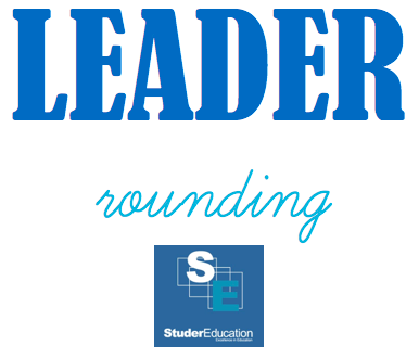 Leader Rounding Graphic