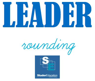 Leader Rounding Graphic
