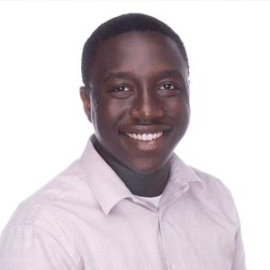 Basil Kuloba Studer Education Headshot