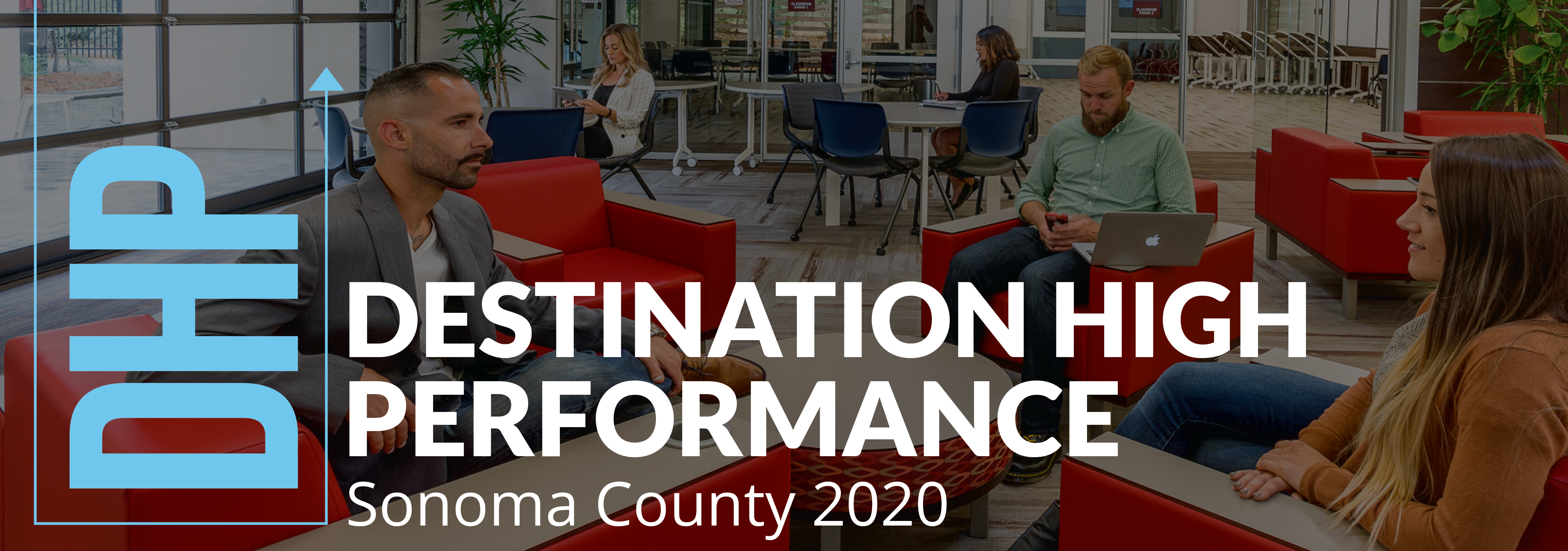 Destination High Performance Sonoma County 2020 Header Image