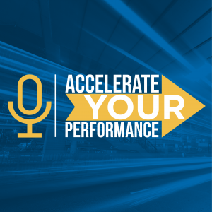 Accelerate Your Performance Podcast Cover Art