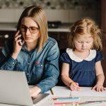 parent calling teacher